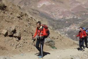 Marruecos -  Ascensión al Toubkal - Salidas de Mayo a Octubre