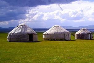 Uzbekistan y Kyrgyzstan -  Ruta de la Seda y montes Tien Shan  - Salidas en grupo