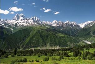 Georgia -  Trekking en el Cáucaso - Salidas en grupo