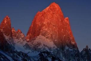 Argentina y Chile    -  Trekking en Patagonia: El Chalten, Torres del Paine y Tierra de Fuego. - Salidas en grupo Octubre 2.014