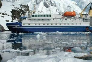 Antártida -  Crucero de posicionamiento del M/V Ocean Nova - OFERTA Reservas hasta 1 de junio 2014
