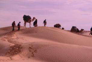 Túnez -  Caminando entre dunas - Especial semana santa