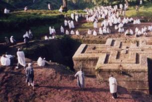 Etiopia -  Ruta histórica y Pascua en Lalibela - Salida especial 3 de abril