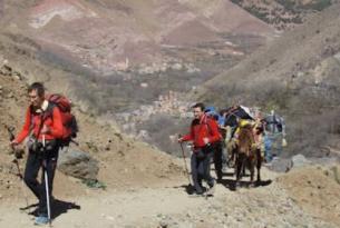 Marruecos -  Ascensión al Toubkal - Salidas MAY y JUN