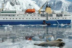 Antártida -  Crucero de posicionamiento del M/V Ocean Nova - OFERTA. Reservas hasta el 15 de agosto