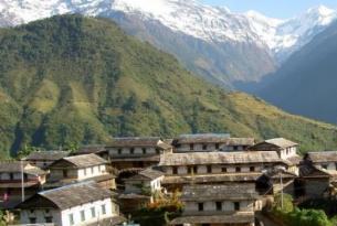 Nepal -  Safari Chitwan y Ghorepani-Gandruk Trek 17 días - Salidas en grupo