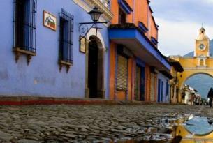 Guatemala -  Programa Fly & Drive a medida -