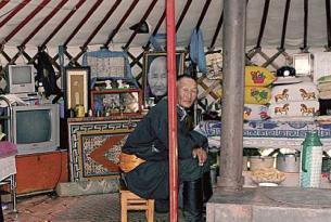 Mongolia -  Desierto de Gobi, Estepa Central y Lago Khovsgol - Salida especial 4-19/sep<br /> <br />
