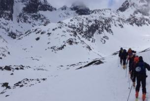 Eslovaquia -  Travesía en esquís de montaña por los Tatras - Salidas Marzo y Abril