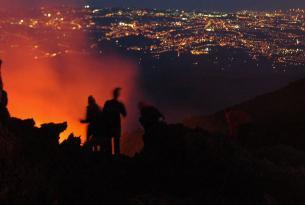 Italia -  Senderismo en los volcanes de Sicilia e Islas Eolias  - Salidas de MAY a NOV