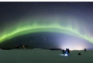 Finlandia -  Auroras Boreales en Saariselka con J.Carlos Casado - Salidas en Marzo y Abril