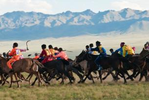 Mongolia -  Festival de Naadam, Gobi y Lago Khovsgol - Salida 10 de Julio