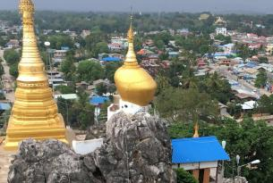 Myanmar -  Mandalay, Bagan, Lago Inle, minorías de Loikaw y Yangon - Especial Semana Santa