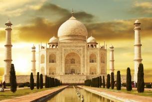 India: descubre el famoso Triángulo Dorado