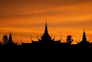 Ruta por Camboya en grupo