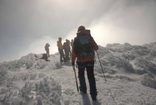 Andes Fox Express Norte: ascensión al Imbaura y el Cayambe