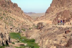 Viaje en bicicleta Marruecos Ruta MTB fácil por el desierto del Sáhara