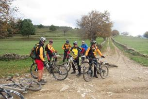 Viaje en bicicleta MTB Sierra del Cadí, corazón de los Pirineos Catalanes (9 días)
