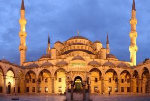 Turquía al Completo  con Capadocia y Pamukkale