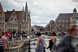 Bélgica: Descubriendo Gante, sus catedrales, canales y monumentos