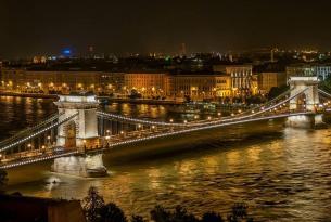 Escapada a Budapest (especial puente de noviembre)
