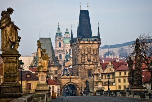Combinado Praga, Budapest y Viena