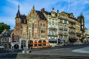 Descubriendo Bruselas y Brujas
