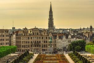 Maravillas de Flandes, Bruselas, Brujas, Gante y Amsterdam