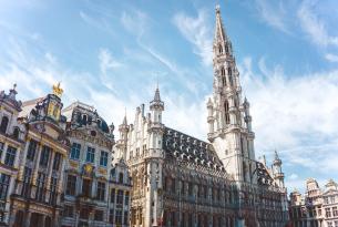 Gran crucero fluvial por Bélgica y Países Bajos durante 8 días