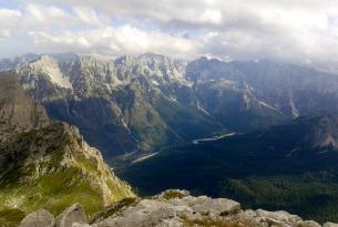 Trekking en los Alpes Dináricos