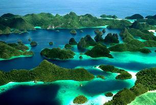Indonesia: Papúa y archipiélago de Raja Ampat