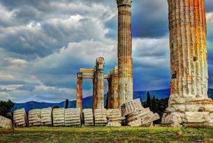 Grecia: Atenas, Delfos y Olimpia con con visitas incluidas