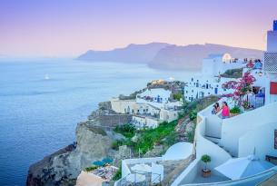Grecia: Atenas y la isla de Santorini