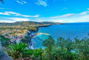 Escapada a Italia con visita a la bella isla de Capri