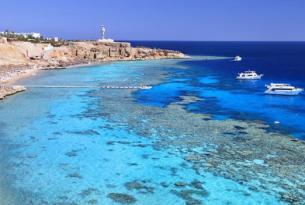 Egipto y las playas del Mar Rojo