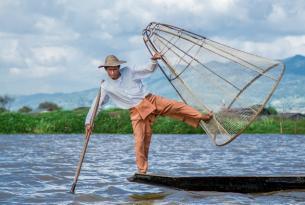 Myanmar: la ruta por los sentidos