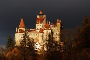 Ruta de Drácula en Transilvania
