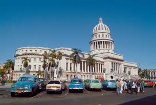 Cuba en grupo: aroma histórico
