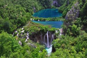 Lo mejor de la Croacia continental y Eslovenia