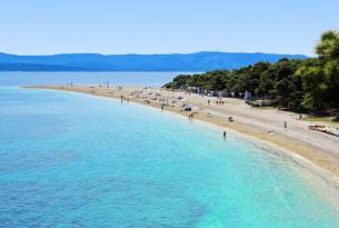 Costa croata: ciudades Patrimonio de la Humanidad (Split, Šibenik y Dubrovnik) e islas