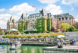 Canadá: descubriendo la Rocosas en grupo