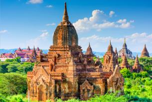 Myanmar: la increíble antigua Birmania