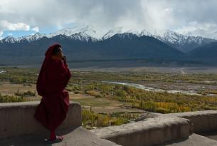 Ladakh: el Tibet de India