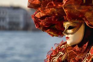 Viaje al Carnaval de Venecia