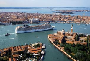 Explora Venecia aprovechando tu crucero