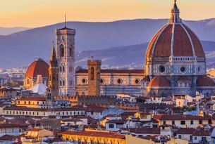 Florencia y la campiña Toscana