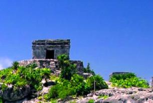 Viaje con familia y amigos en la Riviera Maya