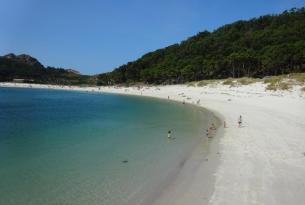 Galicia: Islas Cíes y Isla de Ons en 6 días
