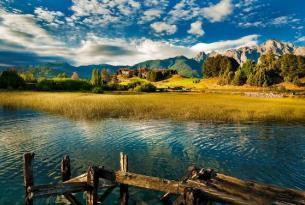 Pura naturaleza en Argentina y Chile