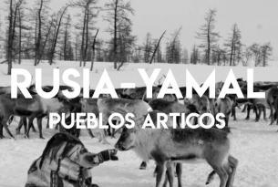 Pueblos árticos siberianos: Estuario del río Obi
